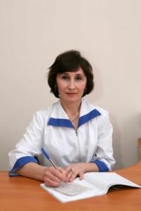 Врач-физиотерапевт, врач ЛФК Кашафутдинова Наиля Магсумовна