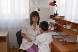 Врач-невролог Сафиканова Эльвира Анваровна